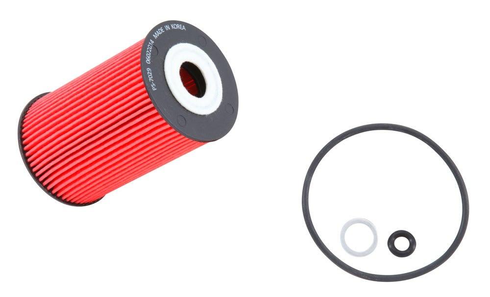 Filtr oleju K&N PS-7029 - GRUBYGARAGE - Sklep Tuningowy